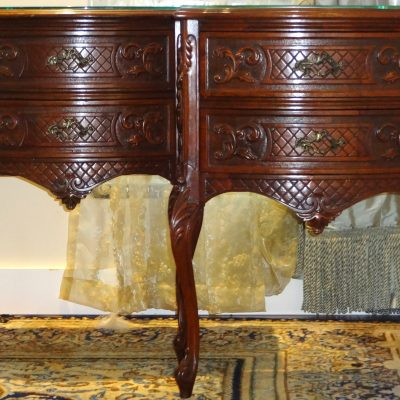 Pair of Gibbard tables