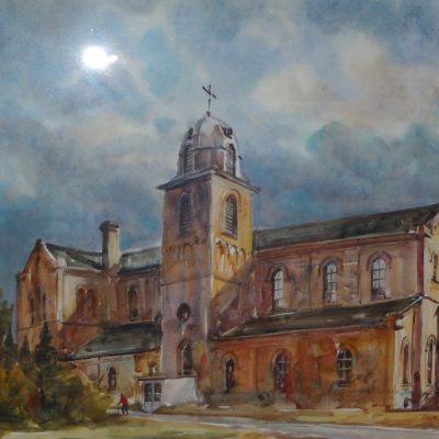 Jacques Schurgyens painting