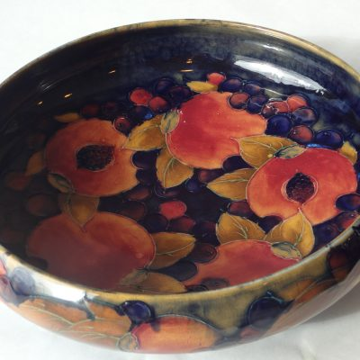 Large Moorcroft bowl