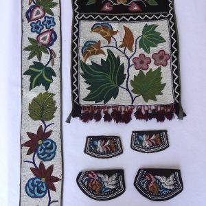 Aboriginal beadwork