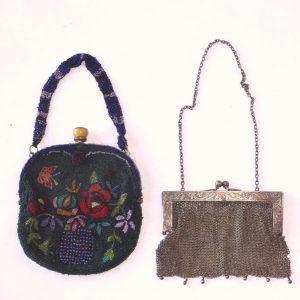 Antique handbags